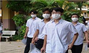 TP. Hồ Chí Minh tổ chức thi tốt nghiệp THPT thành 2 đợt