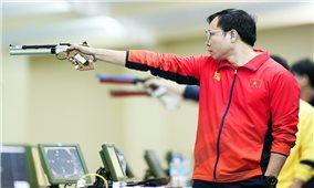 Xạ thủ Hoàng Xuân Vinh chính thức được chọn dự Olympic Tokyo 2020