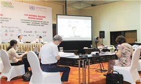 Đối thoại về xây dựng hệ thống lương thực thực phẩm khu vực Đồng Bằng Sông Cửu Long
