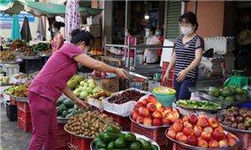 TP. Hồ Chí Minh: Chợ truyền thống được hoạt động trở lại