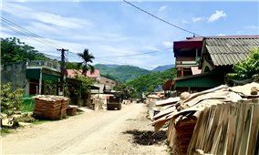 Văn Yên (Yên Bái): Người dân bỏ khu tái định cư vì thiếu sinh kế
