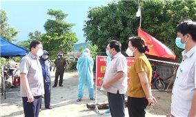 Phú Yên chống dịch Covid-19 tại vùng đồng bào dân tộc thiểu số
