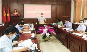 Ban Dân tộc Lào Cai: Tổ chức Hội nghị giao ban về công tác dân tộc