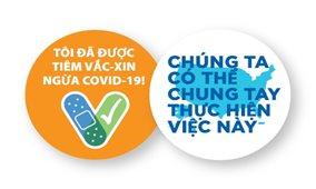 Thông tin tăng cường hiểu biết về vắc xin Covid-19 bằng tiếng Việt và tiếng Anh