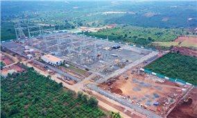 Cận cảnh Dự án Nhà máy Điện gió công suất 400MW của Trungnam Group tại Ea H'leo (Đắk Lắk)