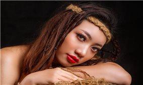 Cô gái Việt - Lào vào top 47 Hoa hậu Du lịch Việt Nam toàn cầu năm 2021