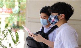 Kỳ thi tốt nghiệp THPT năm 2021: Phú Yên hủy hai Điểm thi do có nhiều ca nghi nhiễm SARS-CoV-2