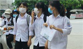Hà Tĩnh công bố điểm chuẩn vào lớp 10 THPT công lập