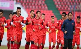 Hôm nay (9/7), bốc thăm chia bảng Vòng loại U23 châu Á 2022