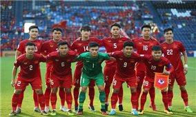 Vòng loại U23 châu Á 2022: U23 Việt Nam gặp Myanmar, Hong Kong, Đài Loan