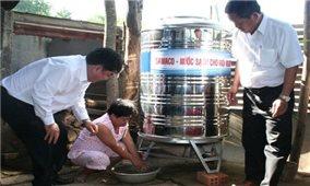TP. Hồ Chí Minh: Miễn, giảm tiền nước cho hộ nghèo, cận nghèo và khu cách ly tập trung