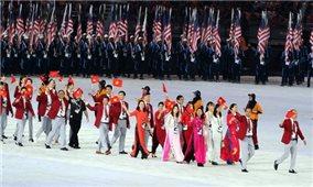 Đoàn Thể thao Việt Nam dự Olympic 2020 với 43 thành viên