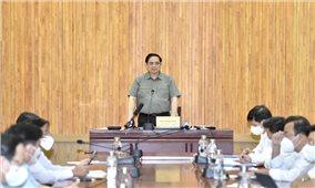 Thủ tướng nêu các định hướng chiến lược để Tây Ninh