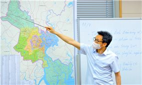Những giải pháp mới, cách làm mới của TP. Hồ Chí Minh đang đúng hướng