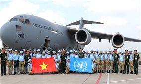 Ban hành quy định về tham gia lực lượng gìn giữ hòa bình của Liên hợp quốc