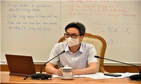 Phó Thủ tướng: ĐBSCL phải tập trung cao độ ứng phó dịch bệnh