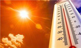 Thời tiết ngày 13/7: Bắc Bộ nắng nóng, Tây Nguyên và Nam Bộ có mưa dông