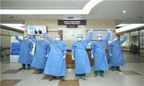 Bộ trưởng Bộ Y tế: Chúng ta sẽ sớm chiến thắng, đẩy lùi dịch bệnh