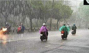 Thời tiết ngày 14/7: Cảnh báo mưa lớn, lốc sét ở vùng núi Bắc Bộ