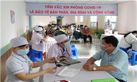 Kiên Giang: Triển khai tiêm vaccine phòng Covid -19 cho người dân ở đảo Phú Quốc