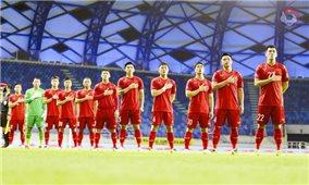Đội tuyển Việt Nam đá vòng loại thứ 3 World Cup 2022 trên sân Mỹ Đình