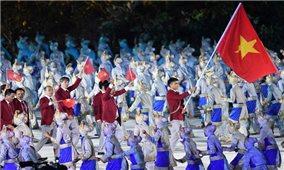 Ai sẽ cầm cờ cho Đoàn thể thao Việt Nam tại lễ khai mạc Olympic Tokyo?