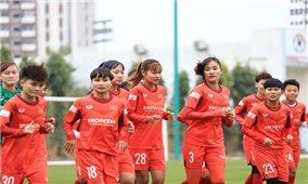 Đội tuyển nữ Quốc gia công bố danh sách chuẩn bị tham dự vòng loại Asian Cup 2022
