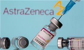 Sáng 15/7, AstraZeneca chuyển thêm 921.400 liều vaccine Astra Zeneca về Việt Nam