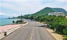 Thành phố Vũng Tàu những ngày đầu giãn cách theo Chỉ thị 16