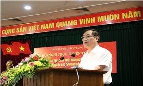 Quán triệt Nghị quyết Đại hội XIII của Đảng cho lãnh đạo các cơ quan báo chí, xuất bản