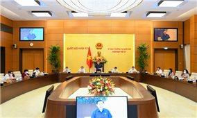 Phê chuẩn kết quả bầu Chủ tịch, Phó Chủ tịch HĐND một số địa phương