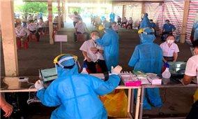 Sáng 17/7, Việt Nam có 2.106 ca mắc mới COVID-19, đã tiêm 4.233.896 liều vaccine