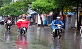 Thời tiết ngày 17/7, Bắc Bộ mưa dông, vùng núi đề phòng mưa lớn