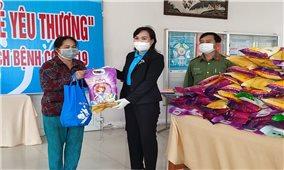 Cần Thơ: Hơn 1200 phần quà sẽ được trao đến tay các hộ nghèo
