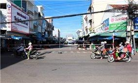 Bình Thuận giãn cách xã hội theo Chỉ thị 15 từ 0h ngày 20/7/2021