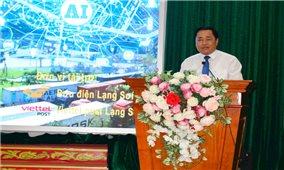 Lạng Sơn: Phấn đấu 100.000 hộ gia đình có cửa hàng số trong năm 2021