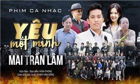 Chàng ca sĩ dân tộc Tày đầu tư 1 tỷ đồng làm MV dài gần 1 tiếng