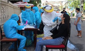 Cần Thơ: Tiếp tục thành lập Bệnh viện dã chiến tại quận Cái Răng