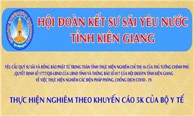Kiên Giang: Phát động Cuộc thi sáng tác khẩu hiệu cổ động phòng, chống dịch Covid - 19