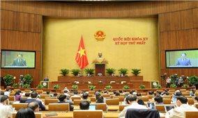 Kỳ họp thứ nhất, Quốc hội Khóa XV: Bảo đảm tiến độ xây dựng luật, pháp lệnh