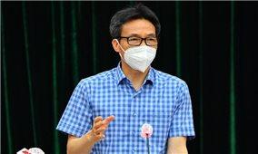 Ưu tiên tối đa vaccine cho TP Hồ Chí Minh