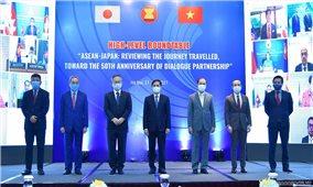 ASEAN-Nhật Bản: Nhìn lại chặng đường đã qua và hướng tới 50 năm Quan hệ đối tác