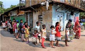 Chiến tranh, đại dịch Covid-19 và biến đổi khí hậu làm gia tăng tình trạng đói nghèo trên thế giới