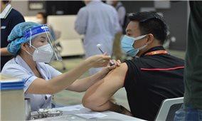 Bộ Y tế yêu cầu thực hiện nghiêm túc việc tiêm chủng vắc xin COVID-19