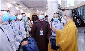 Lực lượng tình nguyện tôn giáo hỗ trợ tuyến đầu chống dịch tại TP. Hồ Chí Minh