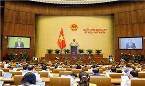 Kỳ họp thứ Nhất, Quốc hội Khóa XV: Nghe Tờ trình và báo cáo thẩm tra hai Chương trình mục tiêu quốc gia