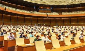 Kỳ họp thứ Nhất, Quốc hội Khóa XV: Cần thực hiện hiệu quả kế hoạch đầu tư công trung hạn giai đoạn tới