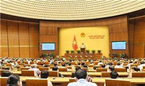 Kỳ họp thứ Nhất, Quốc hội Khóa XV: Ưu tiên cho công tác phòng, chống dịch Covid-19
