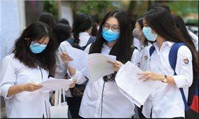 Bộ GD&ĐT: Công bố phổ điểm 9 môn thi tốt nghiệp THPT
