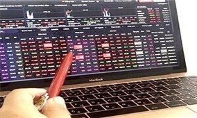 Thị trường chứng khoán đầu tuần đỏ sàn sau nhịp bull trap